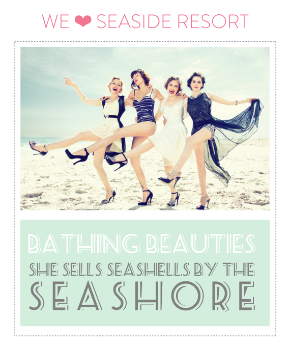 font friday #3 - seaside resort