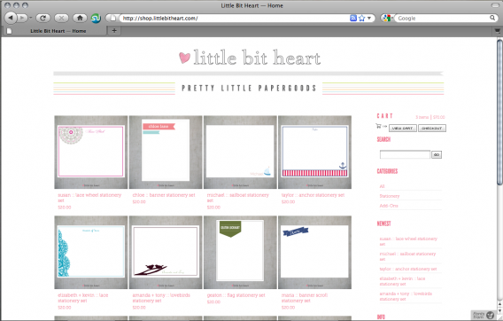 little bit heart shop - http://shop.littlebitheart.com