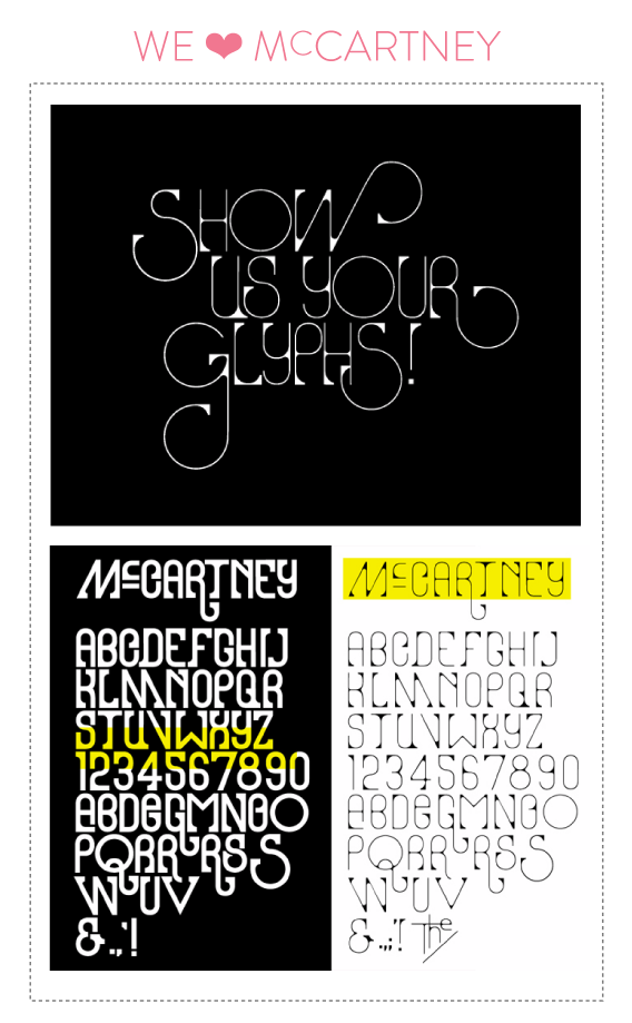 font friday 37 - mccartney