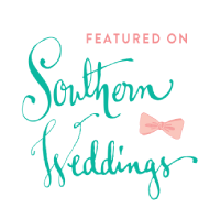 Little Bit Heart - Featured on Southern Weddings