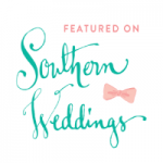 little bit heart - featured - southern weddings, burlap challenge wedding ideas