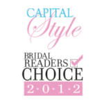 little bit heart - featured - capital style bridal readers choice 2013