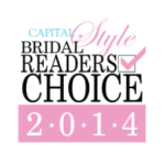 little bit heart - featured - capital style, bridal readers choice finalist 2014