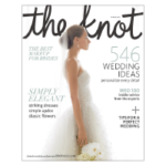 THE KNOT NATIONAL FALL/WINTER 2013 (print and online) - A French Countryside Style Wedding in Taneytown