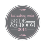 WASHINGTONIAN - 2014 BEST WEDDING VENDOR