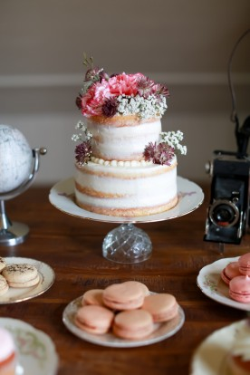 old world travel wedding inspiration shoot // photography: sarah goodwin, florals+coordination: haley tobias, rentals: ginger & spice, desserts: sweets by e