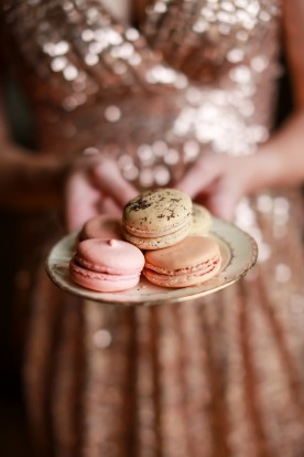 old world travel wedding inspiration shoot // photography: sarah goodwin, florals+coordination: haley tobias, paper: little bit heart, desserts: sweets by e
