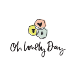 little bit heart - featured - oh lovely day, papergoods and wedding stationery from little bit heart