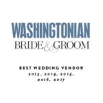 little bit heart - featured - washingtonian, best wedding vendors